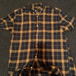 Short sleeve H&M Flannel